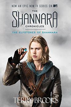 The Elfstones of Shannara book cover