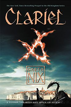 Clariel book cover