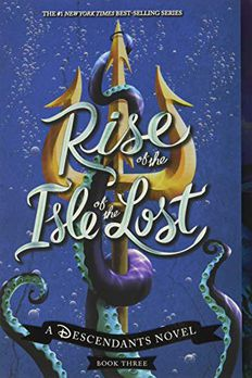 Rise of the Isle of the Lost book cover