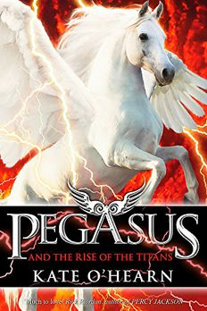 Pegasus and the Rise of the Titans book cover