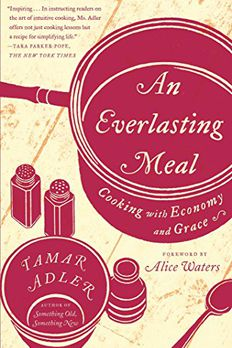 An Everlasting Meal book cover