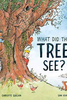 What Did the Tree See book cover