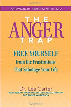 The Anger Trap book cover
