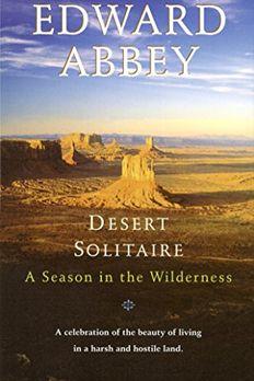 Desert Solitaire book cover