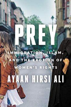 Prey book cover