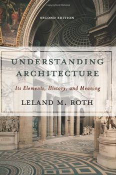 Understanding Architecture book cover