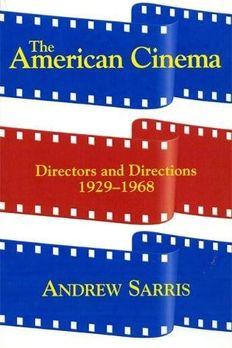 The American Cinema book cover