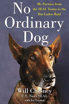 No Ordinary Dog book cover