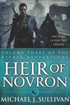 Heir of Novron, Vol. 3 book cover