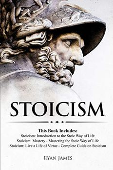 Stoicism book cover