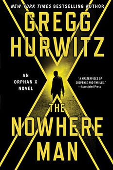 The Nowhere Man book cover