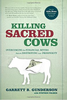 Killing Sacred Cows book cover