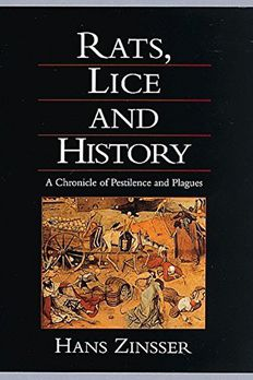 Rats, Lice, and History book cover