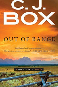 Out of Range book cover
