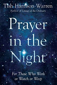 Prayer in the Night book cover