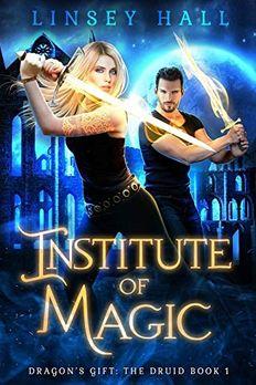 Institute of Magic Dragon's Gift book cover