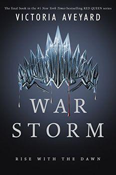 War Storm book cover