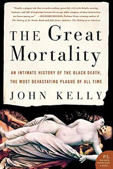 The Great Mortality book cover