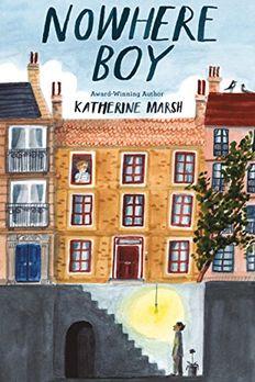 Nowhere Boy book cover