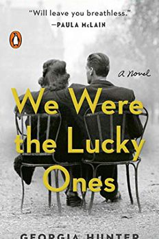 We Were the Lucky Ones book cover