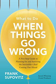 What to Do When Things Go Wrong book cover