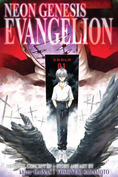 Neon Genesis Evangelion 3-in-1 Edition, Vol. 4 book cover
