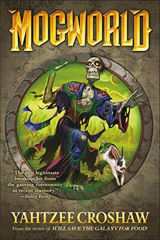 Mogworld book cover