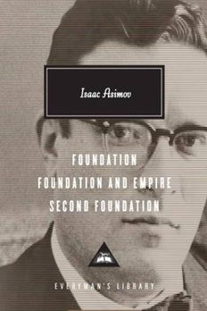 Foundation Trilogy book cover