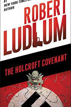The Holcroft Covenant book cover