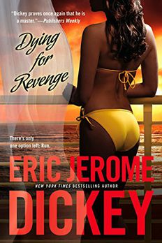 Dying for Revenge book cover