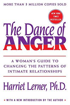 The Dance of Anger book cover