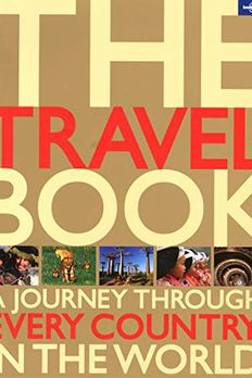 The Travel Book book cover