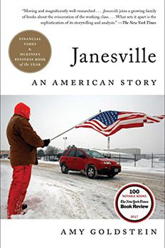 Janesville book cover