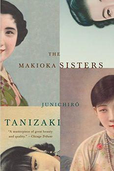 The Makioka Sisters book cover