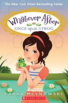 Once Upon a Frog book cover