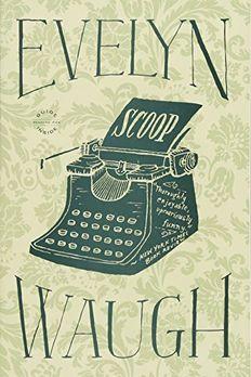 Scoop book cover