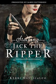 Stalking Jack the Ripper book cover