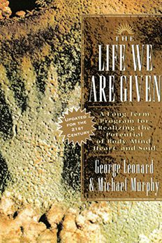 The Life We Are Given book cover