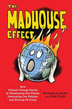 The Madhouse Effect book cover
