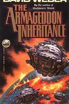 The Armageddon Inheritance book cover