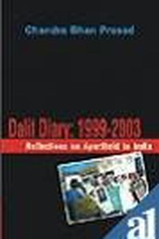 Dalit Diary, 1999-2003 book cover