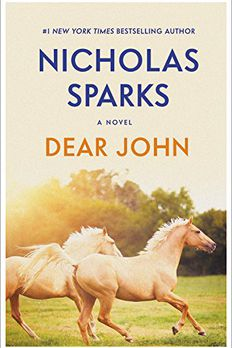 Dear John book cover