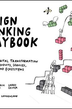 The Design Thinking Playbook book cover