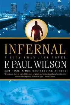 Infernal book cover