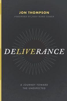 Deliverance book cover