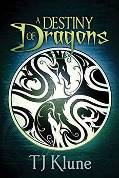 A Destiny of Dragons book cover