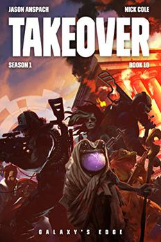 Takeover book cover