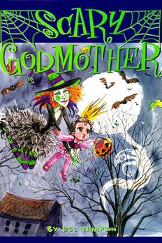 Scary Godmother book cover