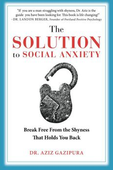 The Solution To Social Anxiety book cover