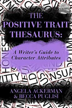The Positive Trait Thesaurus book cover